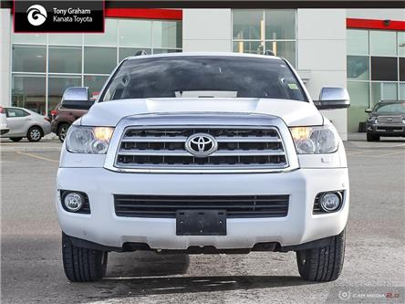 2012 Toyota Sequoia Limited 5.7L V8 (Stk: K4436A) in Ottawa - Image 2 of 30