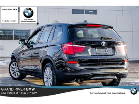 2016 BMW X3 xDrive28i (Stk: 34295A) in Kitchener - Image 2 of 6
