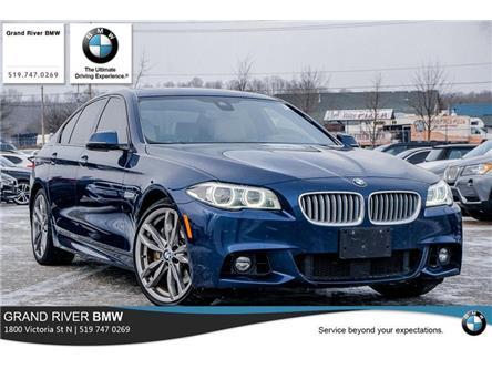 2016 BMW 550i xDrive (Stk: 50761A) in Kitchener - Image 1 of 22
