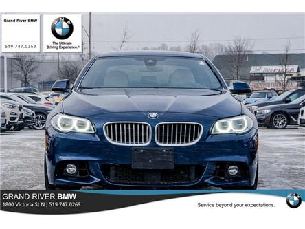 2016 BMW 550i xDrive (Stk: 50761A) in Kitchener - Image 2 of 22