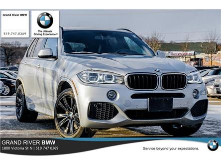 2016 BMW X5 xDrive35i (Stk: T50956A) in Kitchener - Image 1 of 22