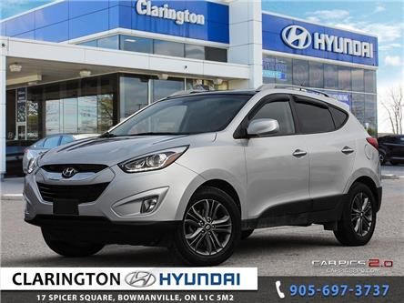 2015 Hyundai Tucson GLS (Stk: 19314A) in Clarington - Image 1 of 27