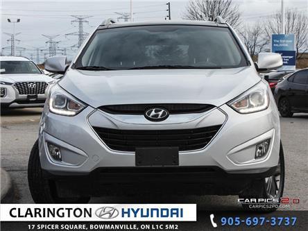 2015 Hyundai Tucson GLS (Stk: 19314A) in Clarington - Image 2 of 27