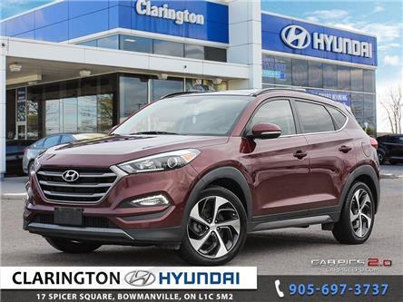 2016 Hyundai Tucson Limited (Stk: 19792A) in Clarington - Image 1 of 27