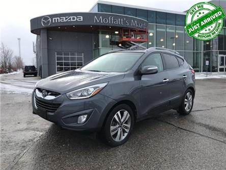 2015 Hyundai Tucson Limited (Stk: 28064) in Barrie - Image 1 of 22