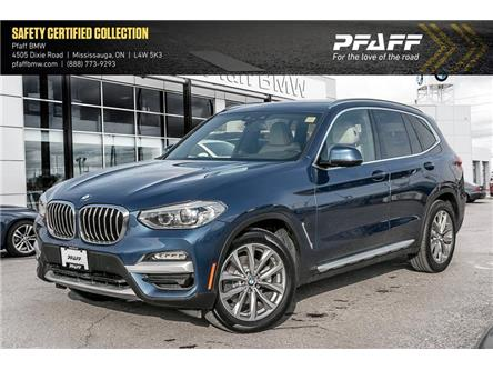 2019 BMW X3 xDrive30i (Stk: U5799) in Mississauga - Image 1 of 22