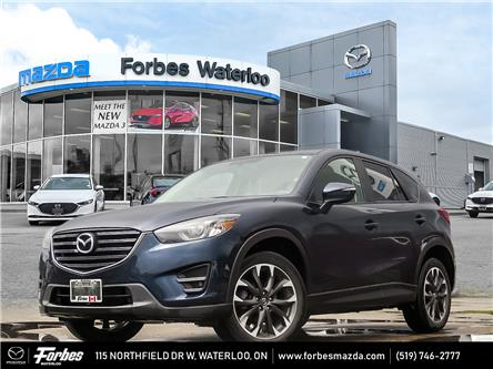 2016 Mazda CX-5 GT (Stk: T6781A) in Waterloo - Image 1 of 26