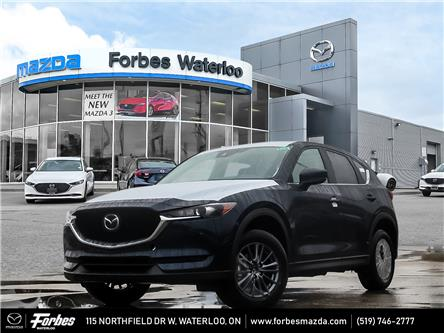 2020 Mazda CX-5 GS (Stk: M6831) in Waterloo - Image 1 of 14