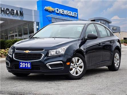 2016 Chevrolet Cruze Limited 2LS (Stk: A167757) in Scarborough - Image 1 of 23