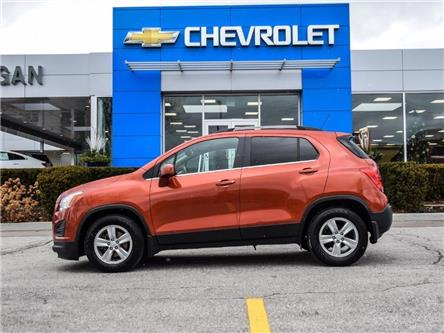 2015 Chevrolet Trax 1LT (Stk: A199936) in Scarborough - Image 2 of 25