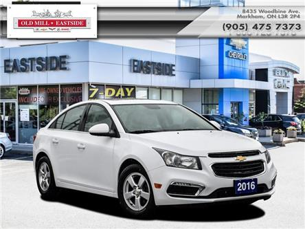 2016 Chevrolet Cruze Limited 2LT (Stk: 128881B) in Markham - Image 1 of 26