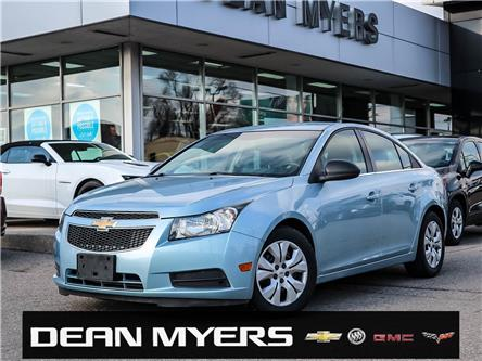 2012 Chevrolet Cruze LS (Stk: 190658A) in North York - Image 1 of 19
