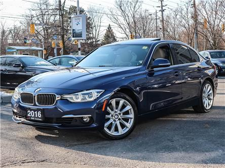 2016 BMW 328i xDrive (Stk: P9260) in Thornhill - Image 1 of 29