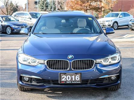 2016 BMW 328i xDrive (Stk: P9260) in Thornhill - Image 2 of 29