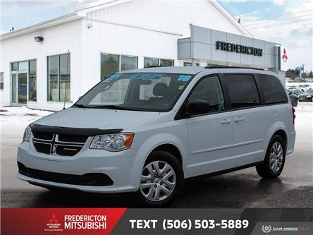 2016 Dodge Grand Caravan  (Stk: 191288A) in Fredericton - Image 1 of 24