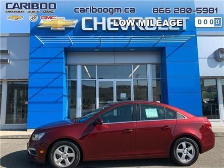 2015 Chevrolet Cruze LT Turbo (Stk: 6683) in Williams Lake - Image 2 of 36