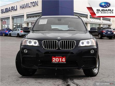 2014 BMW X3 xDrive28i (Stk: U1435A) in Hamilton - Image 2 of 26