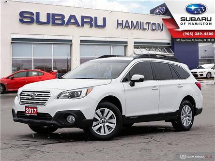 2017 Subaru Outback 2.5i Touring (Stk: S8026A) in Hamilton - Image 1 of 28