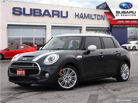 2015 MINI 5 Door Cooper S (Stk: S7995A) in Hamilton - Image 1 of 27