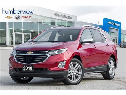 2018 Chevrolet Equinox Premier (Stk: 20TZ009A) in Toronto - Image 1 of 22