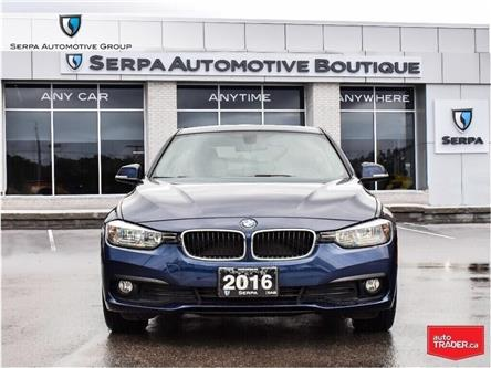 2016 BMW 320i xDrive (Stk: P1365) in Aurora - Image 2 of 26