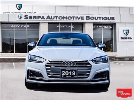 2019 Audi S5 3.0T Technik (Stk: P1326) in Aurora - Image 2 of 30