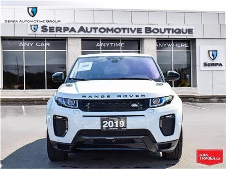 2019 Land Rover Range Rover Evoque HSE DYNAMIC (Stk: P1330) in Aurora - Image 2 of 27
