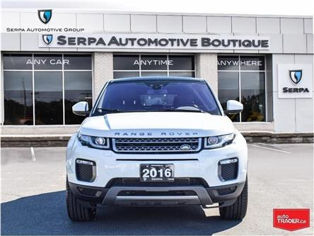 2016 Land Rover Range Rover Evoque SE (Stk: P1345) in Aurora - Image 2 of 28