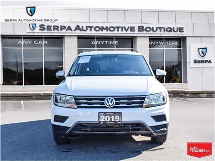 2019 Volkswagen Tiguan Trendline (Stk: P1349) in Aurora - Image 2 of 23