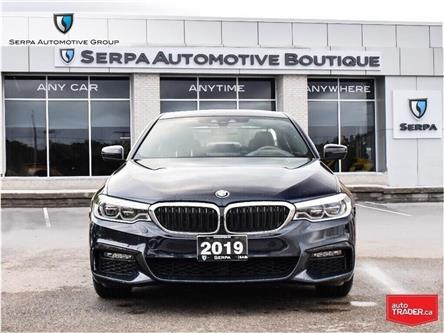 2019 BMW 530i xDrive (Stk: P1351) in Aurora - Image 2 of 27