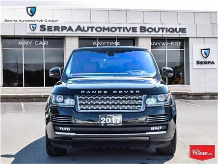2017 Land Rover Range Rover 5.0L V8 Supercharged Autobiography (Stk: P1016) in Aurora - Image 2 of 26