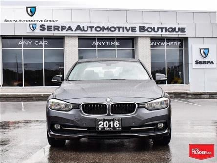 2016 BMW 320i xDrive (Stk: P1366) in Aurora - Image 2 of 26