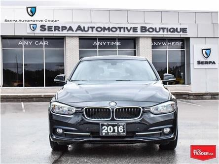 2016 BMW 320i xDrive (Stk: P1367) in Aurora - Image 2 of 25