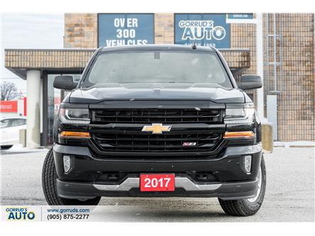 2017 Chevrolet Silverado 1500 1LT (Stk: 402243) in Milton - Image 2 of 21