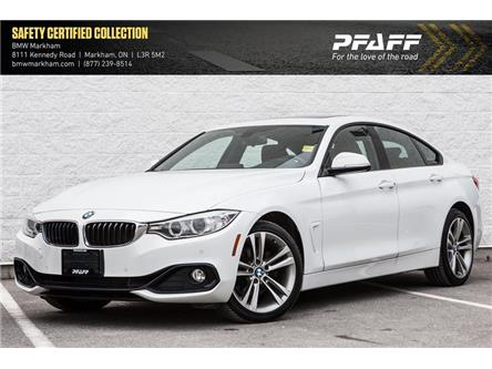 2016 BMW 428i xDrive Gran Coupe (Stk: D12712) in Markham - Image 1 of 20