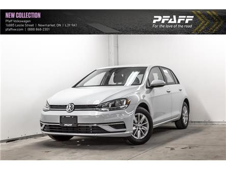 2019 Volkswagen Golf 1.4 TSI Comfortline (Stk: V4477) in Newmarket - Image 1 of 22