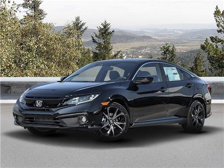 2020 Honda Civic Sport (Stk: 20055) in Milton - Image 1 of 23