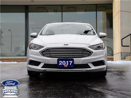2017 Ford Fusion SE (Stk: ED9473A) in Waterloo - Image 2 of 15