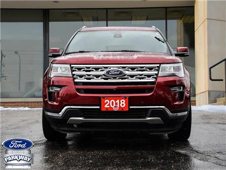 2018 Ford Explorer Limited (Stk: LP0690) in Waterloo - Image 2 of 30