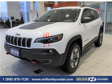 2019 Jeep Cherokee Trailhawk (Stk: 276884) in Milton - Image 1 of 38
