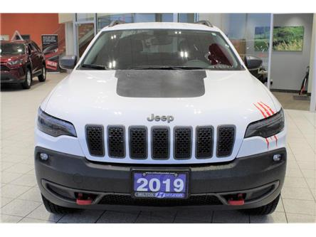 2019 Jeep Cherokee Trailhawk (Stk: 276884) in Milton - Image 2 of 38
