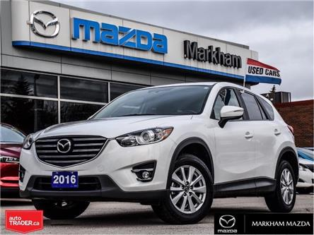 2016 Mazda CX-5 GS (Stk: Q190829A) in Markham - Image 1 of 28