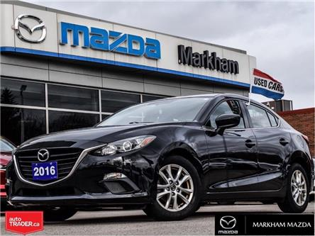 2016 Mazda Mazda3 GS (Stk: P1933) in Markham - Image 1 of 24