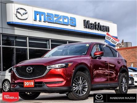 2019 Mazda CX-5 GS (Stk: N190167A) in Markham - Image 1 of 27