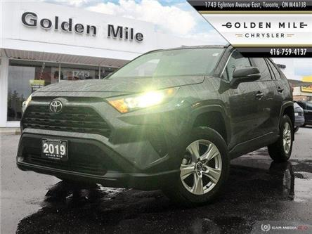 2019 Toyota RAV4 LE (Stk: P4936) in North York - Image 1 of 28