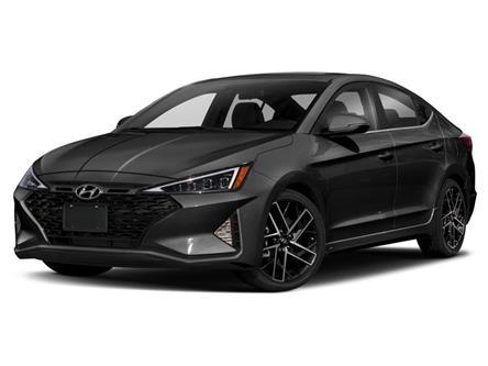 2020 Hyundai Elantra Sport (Stk: 000202) in Milton - Image 1 of 9