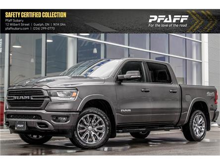 2019 RAM 1500 Laramie (Stk: S00472A) in Guelph - Image 1 of 22