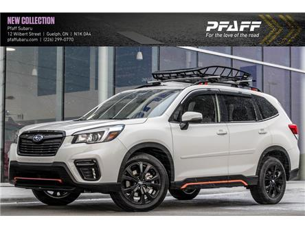 2019 Subaru Forester 2.5i Sport (Stk: S00492) in Guelph - Image 1 of 22