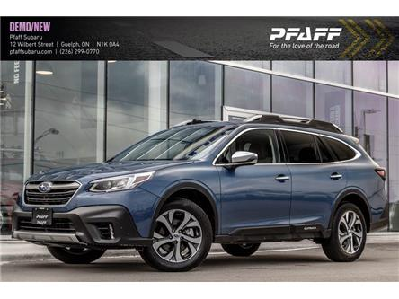2020 Subaru Outback Premier XT (Stk: S00496) in Guelph - Image 1 of 22