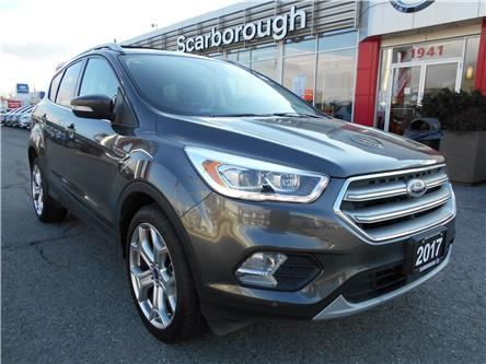 2017 Ford Escape Titanium (Stk: K19147A) in Scarborough - Image 1 of 26